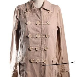 Marc Jacobs Trench Long Coat